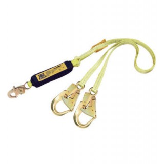 DBI Sala 1240416 with Shock Absorbing Lanyard
