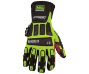 Roughneck Tefloc Supercuff Ringers Gloves Impact Mechanical