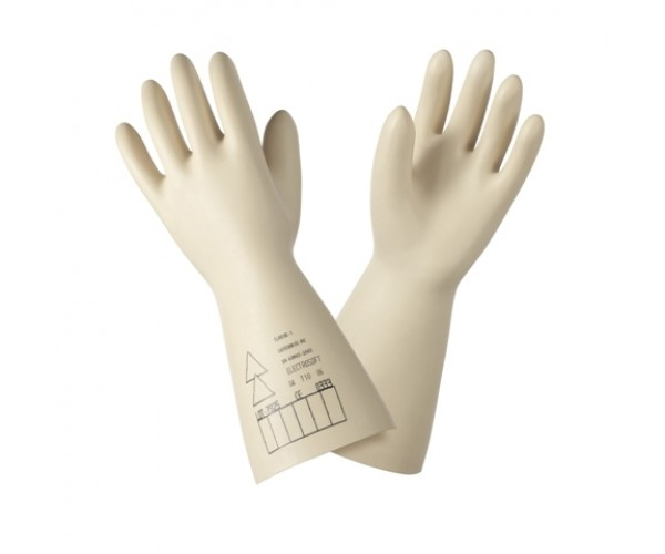 Electrosoft Latex Insulating Gloves For Electrical Works