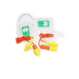 Earplug Reusable EP 535 ( Uncorded) ; EP 535C ( Corded) with case