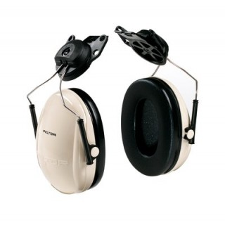 3M Peltor Optime 95 Cap-Mount Earmuffs H6P3E/V