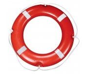 LALIZAS Lifebuoy Ring SOLAS, with Reflective Tape 70110