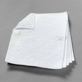 3M Oil and Petroleum Sorbent Pad HP-156