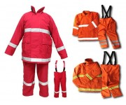 Fire Suit OSW ARAMID IIIA  Equal as NOMEX FR