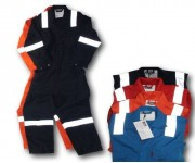 Coverall Fire Retardant OSW Aramid (4,5oz & 6oz) Equal as NOMEX