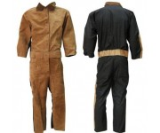 Leather Welding Coverall GUNSA
