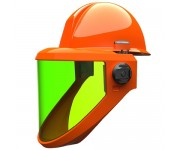 Salisbury Arc Flash Shield 20 Cal With Hard Hat AS2000HAT