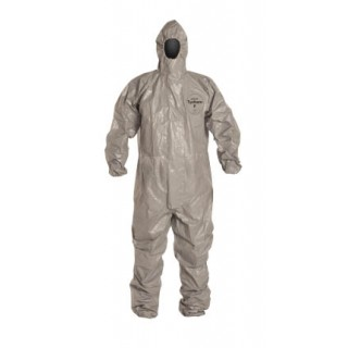 DUPONT Tychem F Chemical Protective Coverall
