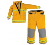 Fire Suit Lakeland OSX Attack Turnout Gear