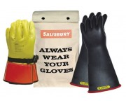 Salisbury GK214B Insulated High Voltage Glove Kit