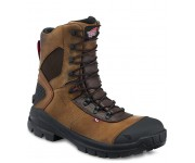 438 RED WING MEN'S 8-INCH BOOT BROWN