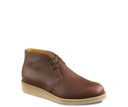 595 RED WING MEN'S CHUKKA BROWN