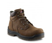 2260 RED WING MEN'S 6-INCH BOOT BROWN