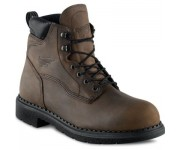 2206 RED WING MEN'S 6-INCH BOOT BROWN