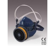 CIG SK-10 Half Face Mask Respirator Single Cartridge